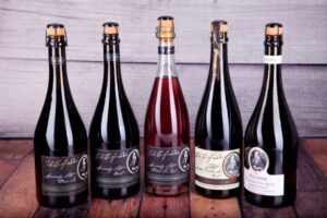 Sparkling Wine Bottles
